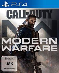Hier klicken, um das Cover von Call of Duty: Modern Warfare (PS4) zu vergrößern