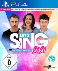 Hier klicken, um das Cover von Let's Sing 2020 mit deutschen Hits (PS4) zu vergrößern