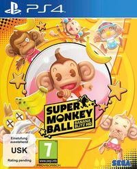 Hier klicken, um das Cover von Super Monkey Ball Banana Blitz HD (PS4) zu vergrößern