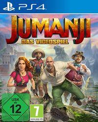 Hier klicken, um das Cover von JUMANJI: Das Videospiel (PS4) zu vergrößern