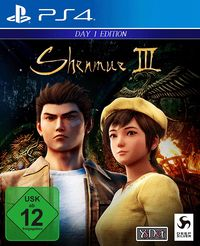 Shenmue III - Day One Edition (PS4)
