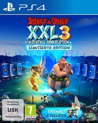 Hier klicken, um das Cover von Asterix & Obelix XXL3 - Der Kristall-Hinkelstein (PS4) zu vergrößern