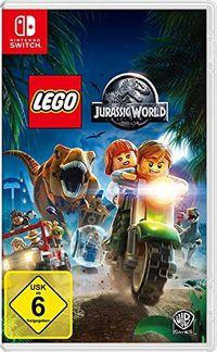 Hier klicken, um das Cover von Lego Jurassic World (Switch) zu vergrößern
