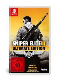 Hier klicken, um das Cover von Sniper Elite 3 ULTIMATE EDITION (Switch) zu vergrößern