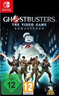 Hier klicken, um das Cover von Ghostbusters The Video Game Remastered (Switch) zu vergrößern