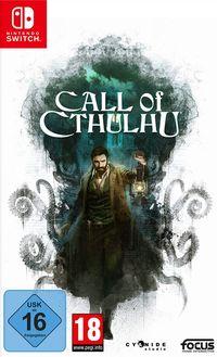 Hier klicken, um das Cover von Call of Cthulhu (Switch) zu vergrößern