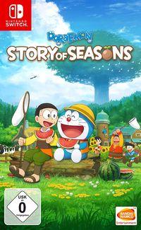 Hier klicken, um das Cover von Doraemon Story of Seasons (Switch) zu vergrößern