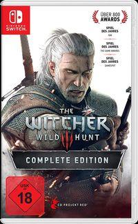 Hier klicken, um das Cover von The Witcher 3: Wild Hunt - Complete Edition (Switch) zu vergrößern