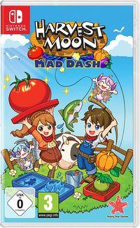 Harvest Moon Mad Dash (Switch)