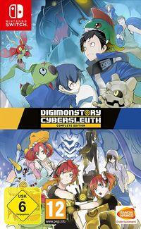Hier klicken, um das Cover von Digimon Story: Cyber Sleuth Complete Edition (Switch) zu vergrößern