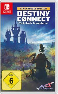 Hier klicken, um das Cover von Destiny Connect Tick-Tock Travelers (Switch) zu vergrößern