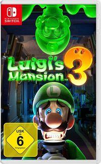 Hier klicken, um das Cover von Luigi's Mansion 3 (Switch) zu vergrößern