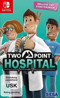 Hier klicken, um das Cover von Two Point Hospital (Switch) zu vergrößern