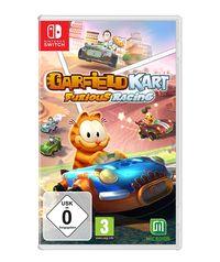 Hier klicken, um das Cover von Garfield Kart Furious Racing (Switch) zu vergrößern