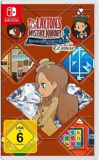 Layton`s Mystery Journey: Katrielle und die Verschwörung der Millionäre ? Deluxe (Switch)