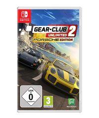 Gear Club Unlimited 2: Porsche-Edition (Switch)