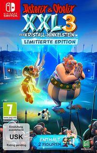 Asterix & Obelix XXL3 - Der Kristall-Hinkelstein (Switch)