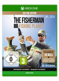 Hier klicken, um das Cover von The Fisherman - Fishing Planet (Xbox One) zu vergrößern