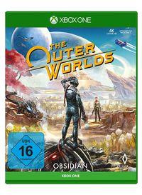 Hier klicken, um das Cover von The Outer Worlds (Xbox One) zu vergrößern
