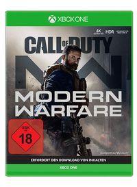 Hier klicken, um das Cover von Call of Duty: Modern Warfare (Xbox One) zu vergrößern