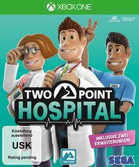 Hier klicken, um das Cover von Two Point Hospital (Xbox One) zu vergrößern