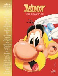 Hier klicken, um das Cover von Asterix – Die Hommage zu vergrößern