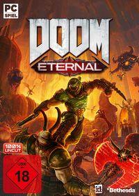 Hier klicken, um das Cover von DOOM: Eternal (PC) zu vergrößern