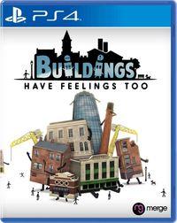 Hier klicken, um das Cover von Buildings Have Feelings Too! (PS4) zu vergrößern