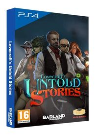 Playstation 4 Lovecraft's Untold Stories Collector's Edition