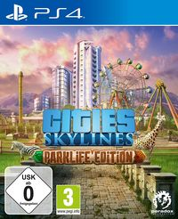 Cities: Skylines Parklife Standard Edition (PS4)