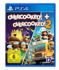 Hier klicken, um das Cover von OVERCOOKED + OVERCOOKED 2 (PS4) zu vergrößern