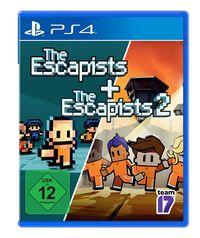 The Escapists +The Escapists 2 (PS4)