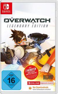 Hier klicken, um das Cover von Overwatch Legendary Edition (Switch) zu vergrößern