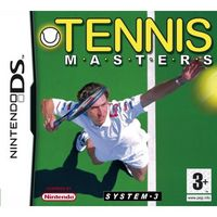 Hier klicken, um das Cover von Tennis Masters zu vergrößern