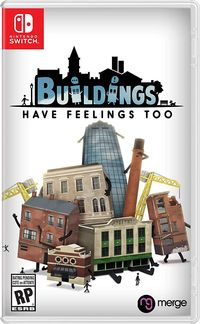 Hier klicken, um das Cover von Buildings Have Feelings Too! (Switch) zu vergrößern
