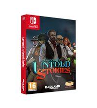Hier klicken, um das Cover von Nintendo Switch Lovecraft's Untold Stories Collector's Edition (Switch) zu vergrößern