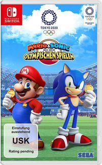 Mario & Sonic bei den Olympischen Spielen: Tokyo 2020 (Switch)