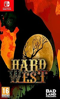 Hier klicken, um das Cover von Hard West (Switch) zu vergrößern