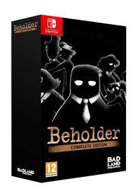 Hier klicken, um das Cover von Nintendo Switch Beholder Complete Edition Collector's Edition (Switch) zu vergrößern