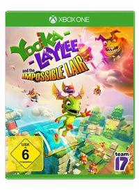 Hier klicken, um das Cover von Yooka -Laylee and the Impossible Lair (Xbox One) zu vergrößern
