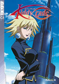 Hier klicken, um das Cover von Kiddy Grade 4 (Anime) zu vergrößern