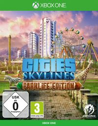 Cities: Skylines Parklife Standard Edition (Xbox One)