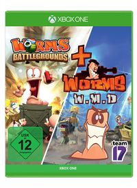 Worms Battlegrounds + W.M.D (Xbox One)
