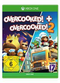 Hier klicken, um das Cover von OVERCOOKED + OVERCOOKED 2 (Xbox One) zu vergrößern