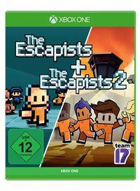 Hier klicken, um das Cover von The Escapists +The Escapists 2 (Xbox One) zu vergrößern