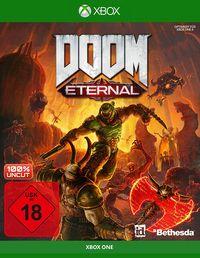 Hier klicken, um das Cover von DOOM: Eternal (Xbox One) zu vergrößern