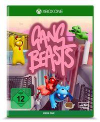 Hier klicken, um das Cover von Gang Beasts (Xbox One) zu vergrößern