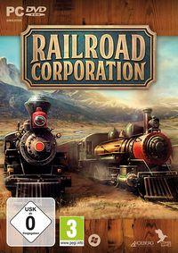 Hier klicken, um das Cover von Railroad Corporation (PC) zu vergrößern