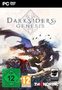 Hier klicken, um das Cover von Darksiders Genesis (PC) zu vergrößern