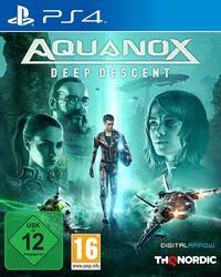 Hier klicken, um das Cover von Aquanox Deep Descent (PS4) zu vergrößern